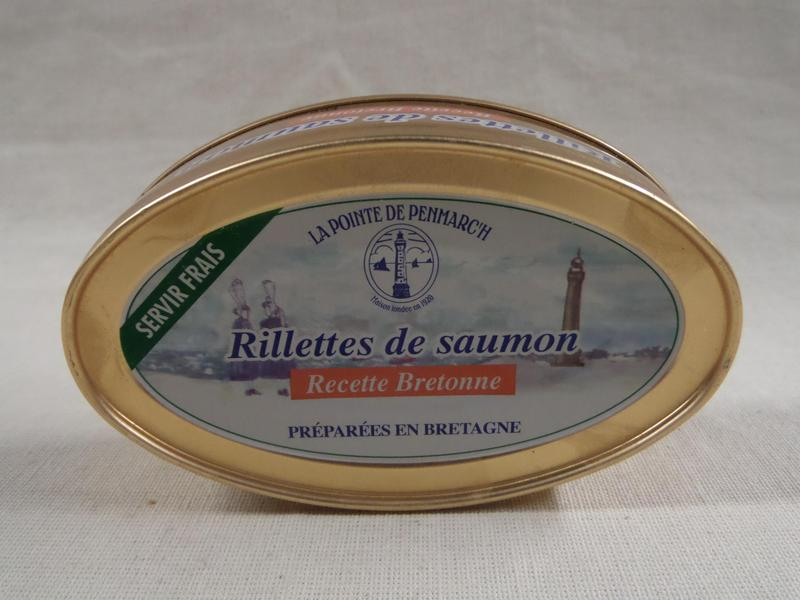 rillettes de saumon 115g le comptoir breton. Black Bedroom Furniture Sets. Home Design Ideas