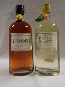 Liqueur gourmande aux fruits