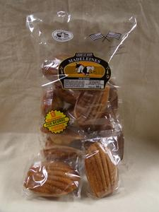 Madeleines natures pur beurre 440g